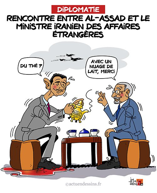 Rencontres syrie
