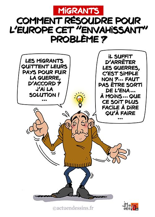 Résoudre le problème des migrants