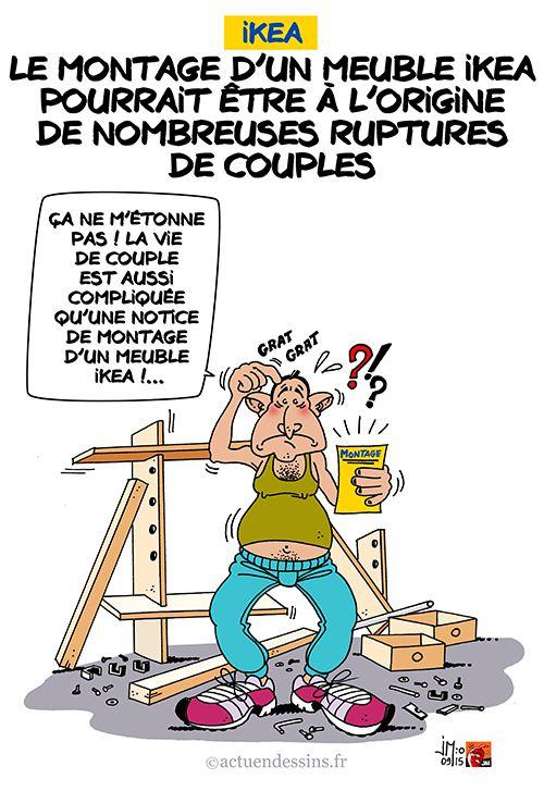 Ikea : briseur de couple ?…