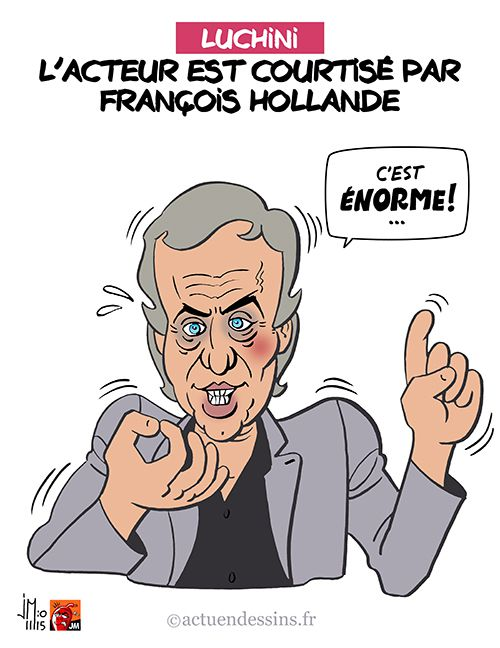 Luchini courtisé par Hollande