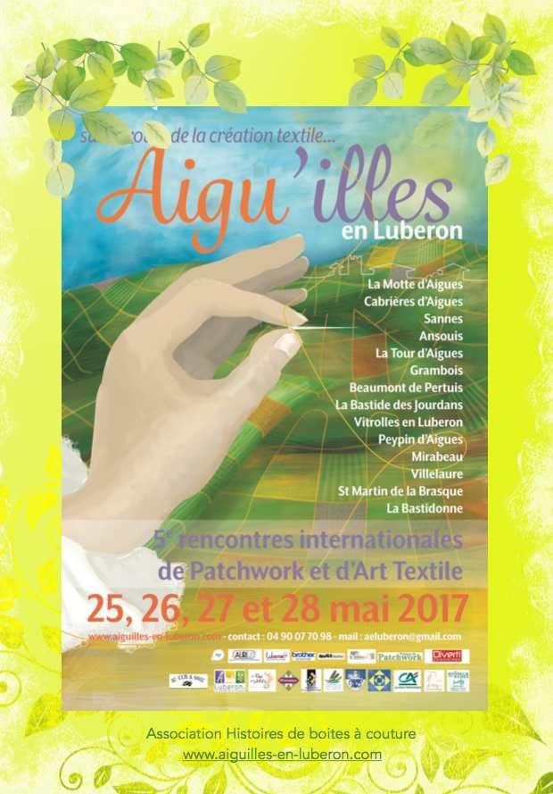 Aiguilles en Luberon... c'est bientôt !