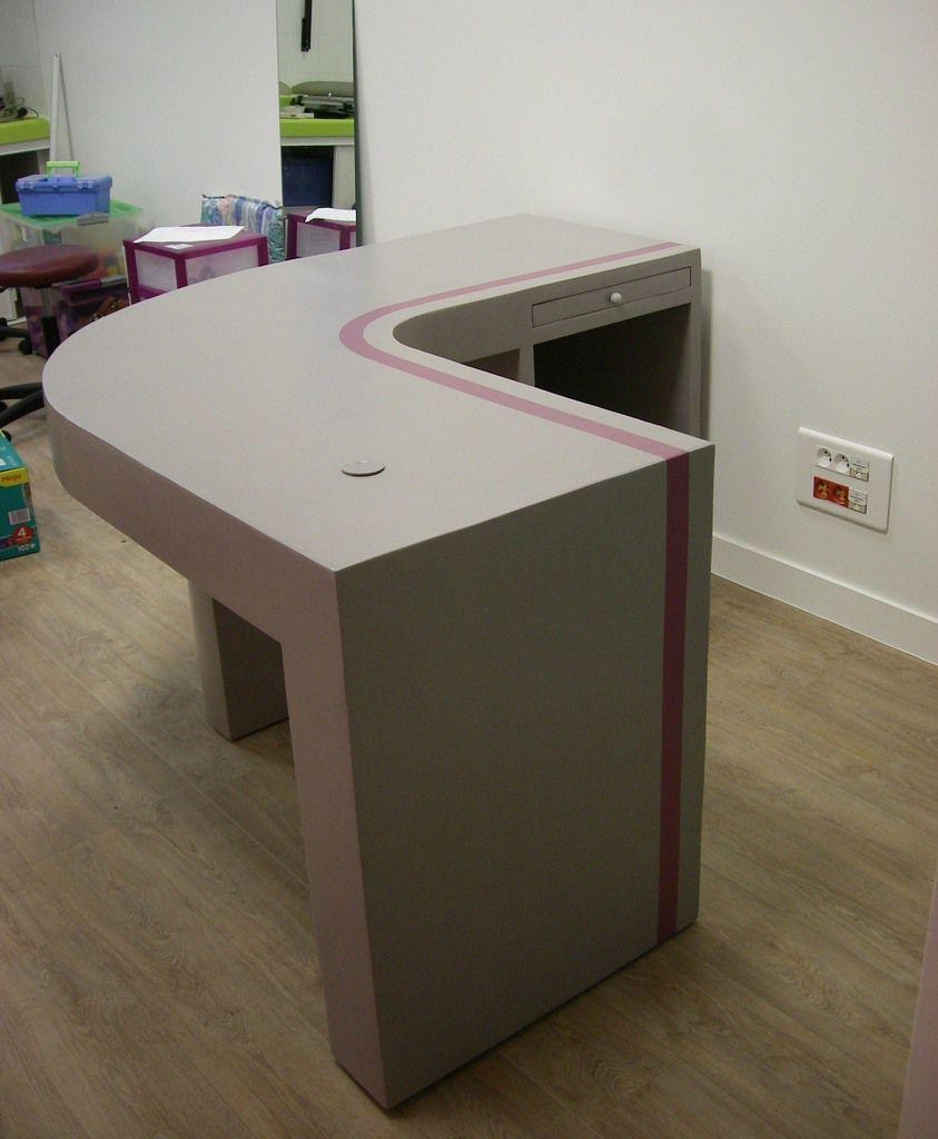 Bureau en carton meubles en carton angers for Bureau en carton