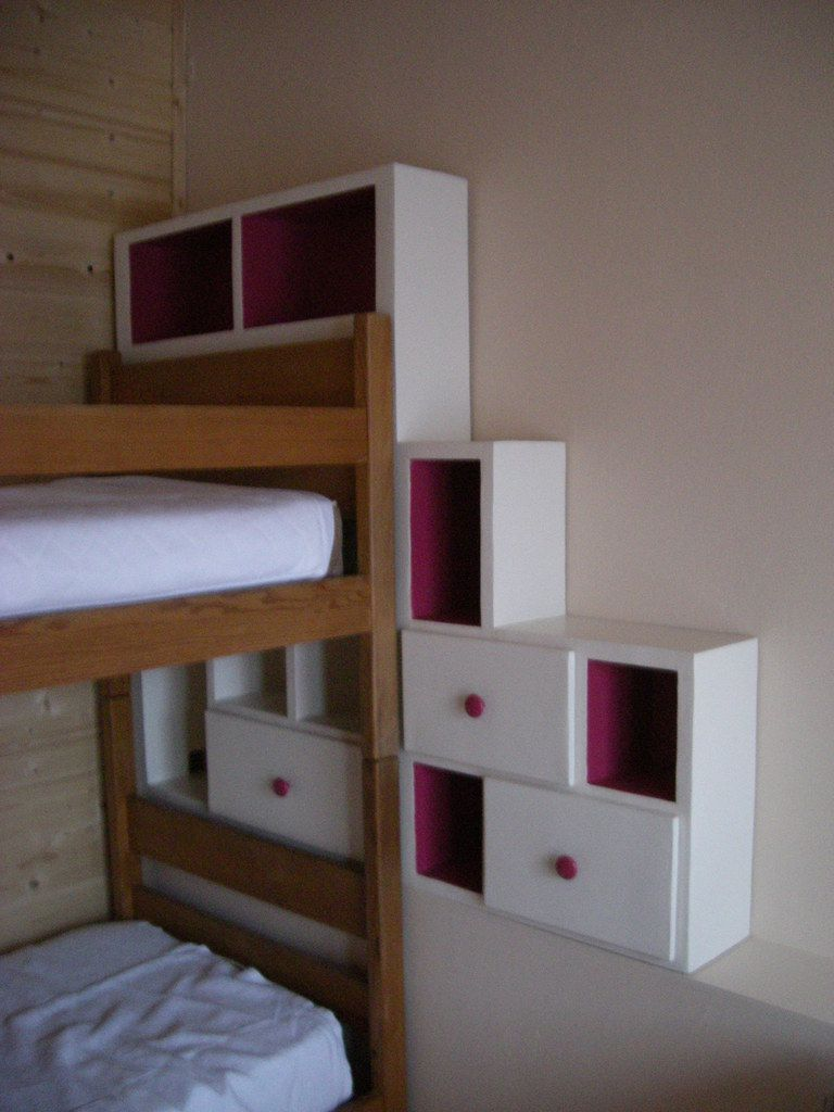 t te de lits superpos s meubles en carton angers. Black Bedroom Furniture Sets. Home Design Ideas