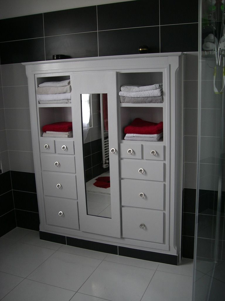 meuble de salle de bain meubles en carton angers. Black Bedroom Furniture Sets. Home Design Ideas