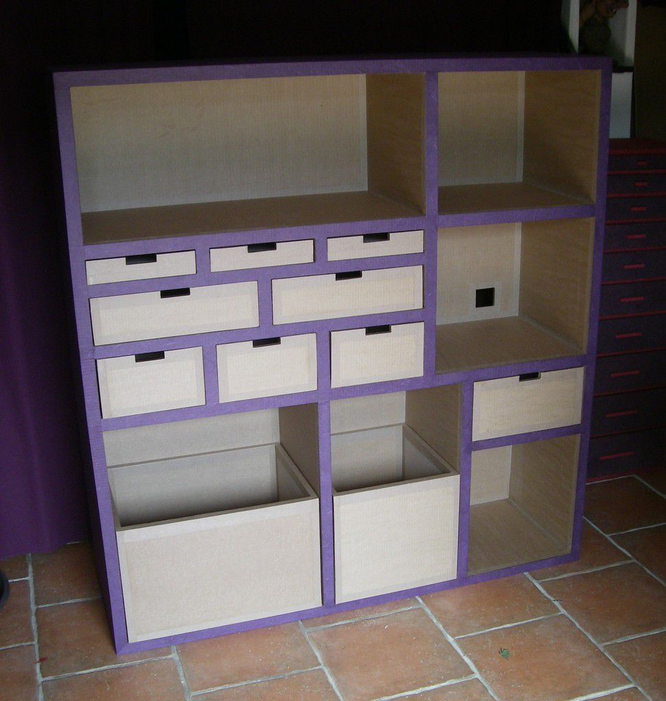 meuble loisirs cr atifs meubles en carton angers. Black Bedroom Furniture Sets. Home Design Ideas