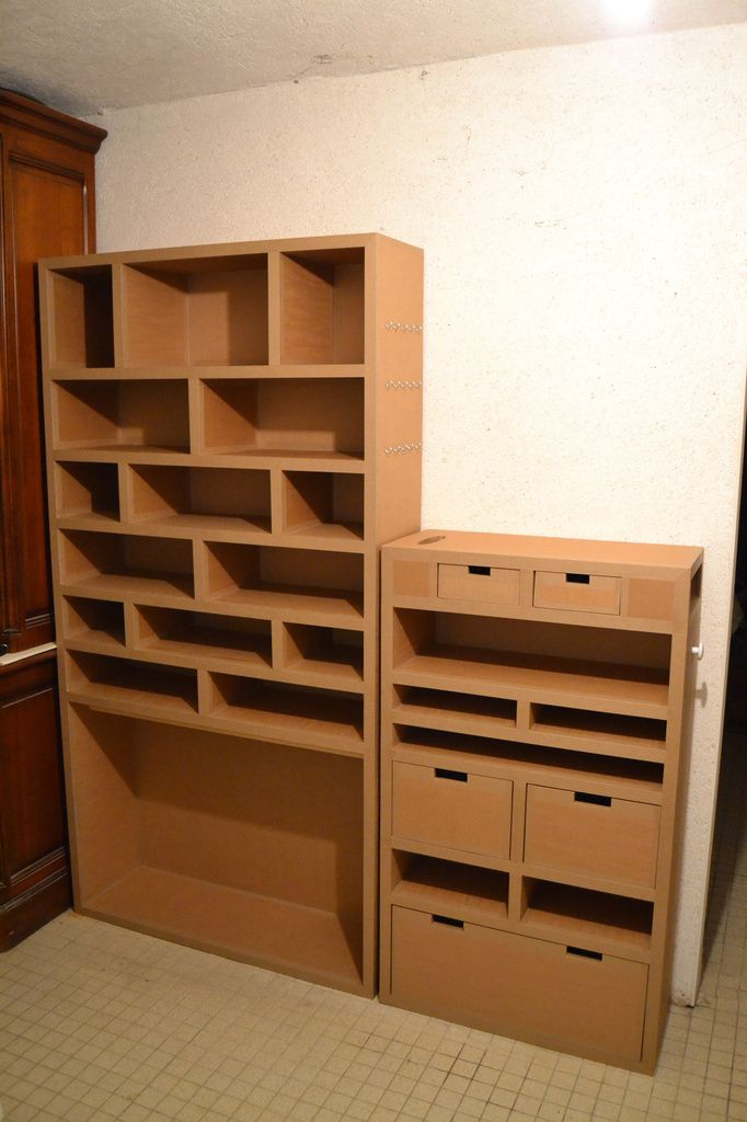 meubles chaussures meubles en carton angers. Black Bedroom Furniture Sets. Home Design Ideas