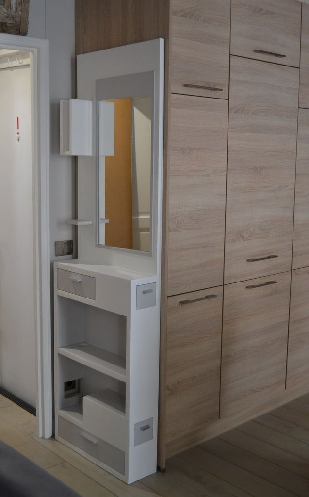 meuble miroir meubles en carton angers. Black Bedroom Furniture Sets. Home Design Ideas