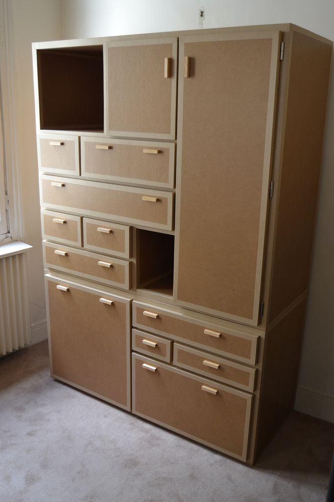 Commode penderie