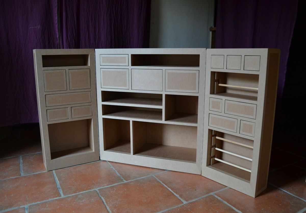 mallette loisirs cr a meubles en carton angers. Black Bedroom Furniture Sets. Home Design Ideas