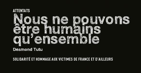 Attentats à Paris le 13 Novembre 2015 !