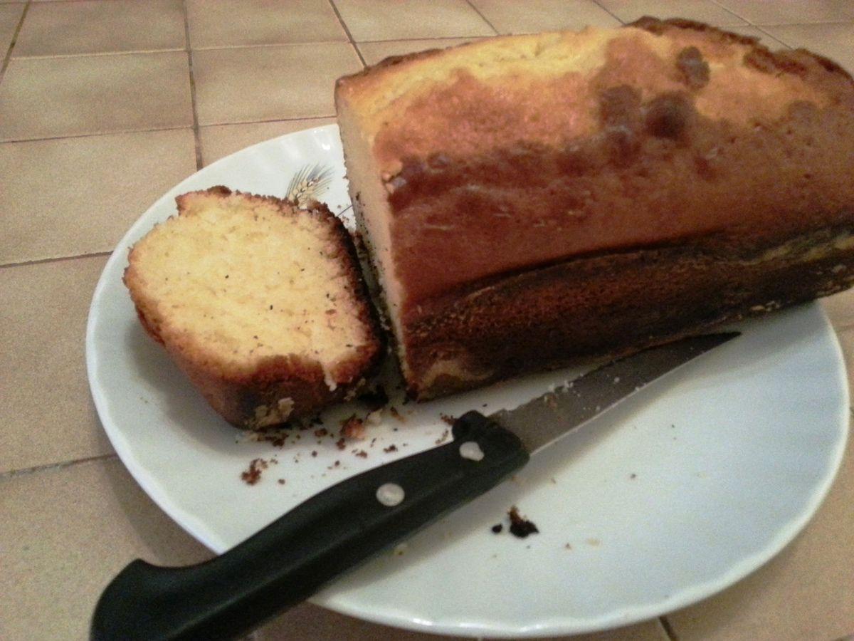 Gâteau au yaourt, simple et rapide !