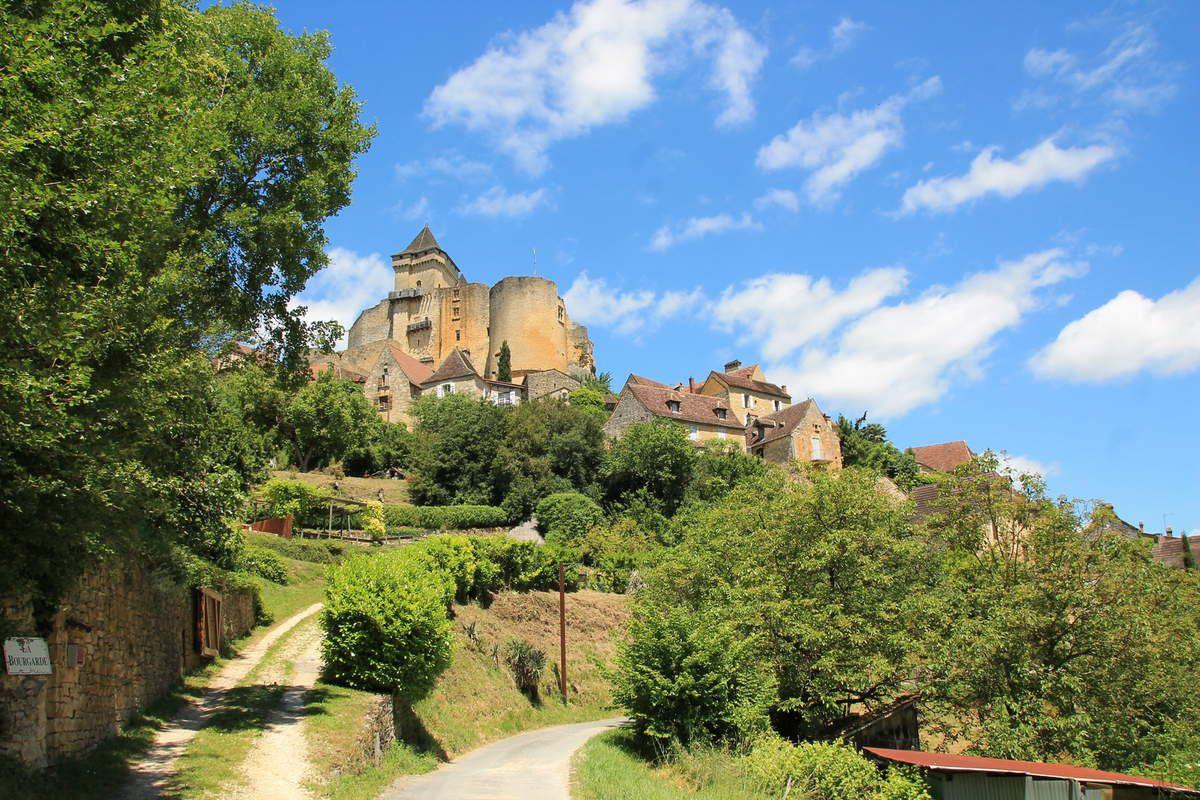 Le Chateau de Castelnaud (Dordogne)