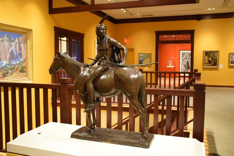 Le musée des arts américains de Corning