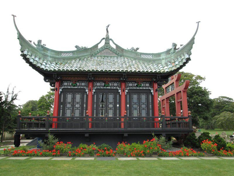 Chinese Tea House de Marble House
