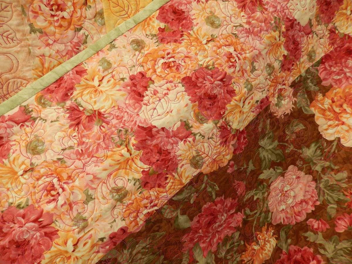 Le patch aux roses 2013