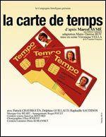 LA CARTE DE TEMPS