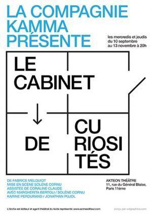 LE CABINET DES CURIOSITES