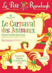 LE CARNAVAL des ANIMAUX d'après Camille Saint-Saëns