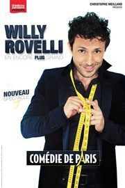 WILLY ROVELLI &quot&#x3B;En Encore Plus Grand&quot&#x3B;