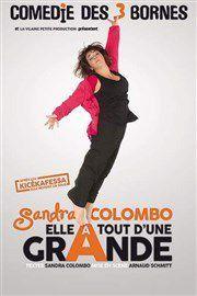 ELLE A TOUT D'UNE GRANDE par Sandra COLOMBO
