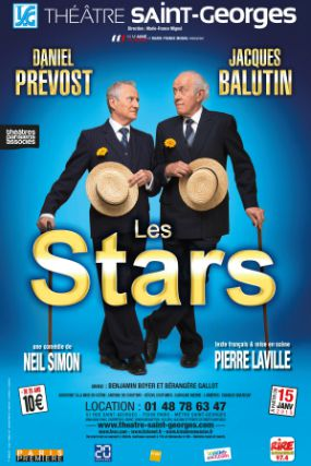 LES STARS &quot&#x3B;The Sunshine Boys&quot&#x3B;