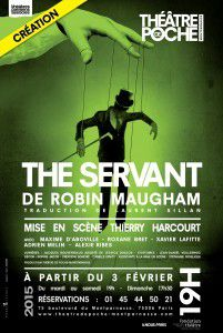 THE SERVANT de Robin MAUGHAM