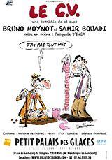 LE CV une comédie de Bruno MOYNOT et Samir BOUADI