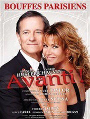 AVANTI ! avec Francis HUSTER et Ingrid CHAUVIN