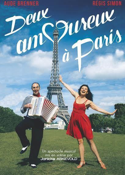 DEUX AMOUREUX A PARIS pour la Saint Valentin !