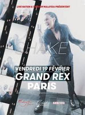 SHAKE 40 ANS DE CARRIERE au GRAND REX