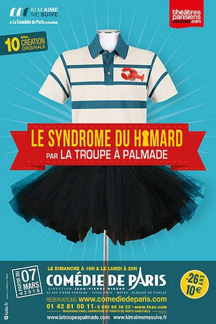 LE SYNDROME DU HOMARD