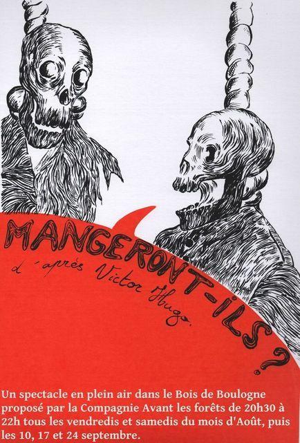 MANGERONT-ILS ? d'après Victor Hugo