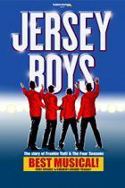 THE JERSEY BOYS  !