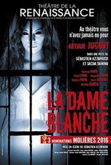 LA DAME BLANCHE  au Théâtre de la Renaissance