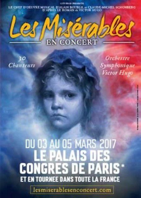 LES MISERABLES de retour en France
