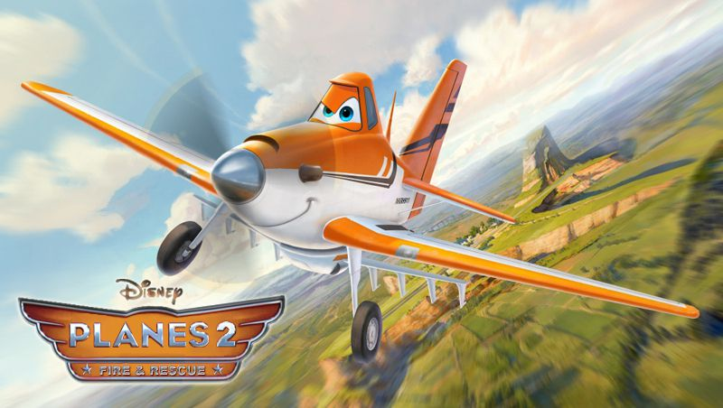 Planes 2, en octobre 2014 sur Disney Cinemagic.