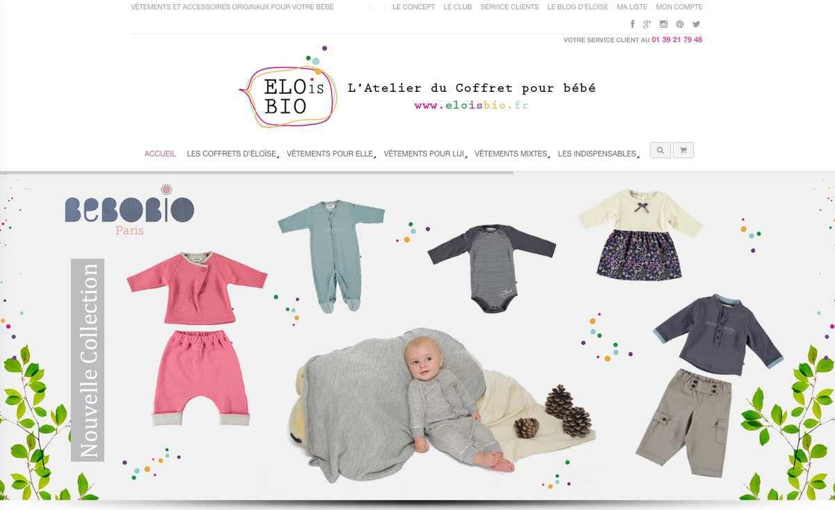 """[Web] Le site du mois : à la découverte de """"Elo is Bio"""", l'atelier du coffret pour Bébé !"""