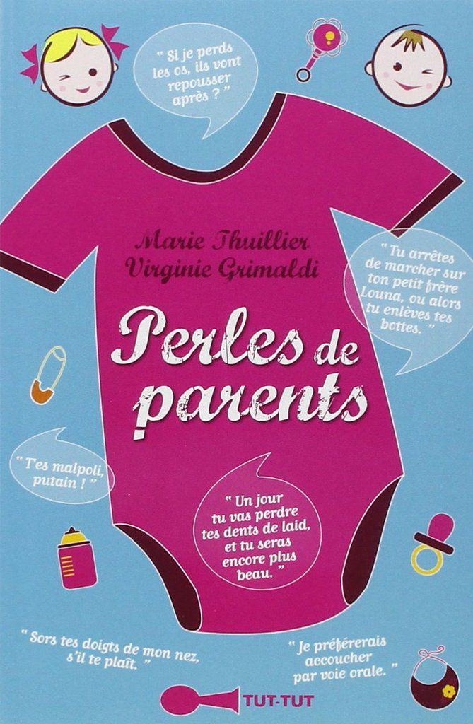 "[Papathèque] Lecture : ""Perles de parents"" (éditions Leduc's - Tut-Tut)"