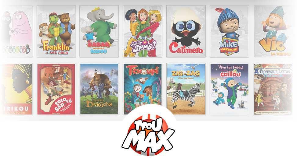 [Concours] TFOU MAX : un max de héros, des milliers de vidéos (TAS : édit du 23/04)