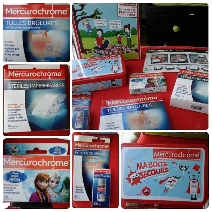 """[Test] Papa Online ! a testé pour vous... la Mercurochrome Box (renommée """"Bobobox"""" chez les Online^^)"""