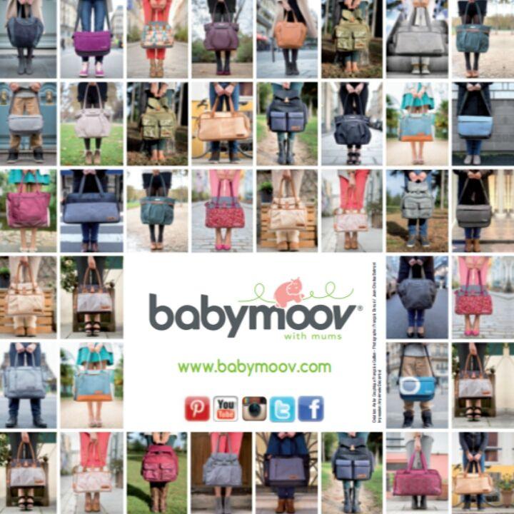 [Dossier/Maman Online] Babymoov fait défiler ses sacs à langer