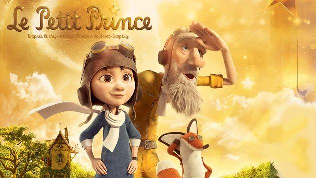 [Papathèque] Cinéma : Le Petit Prince de Saint-Exupéry revisité par le réalisateur de Kung Fu Panda (sortie le 29 juillet)