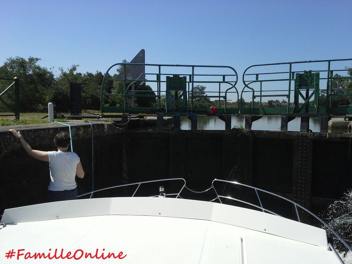 [Reportage] Vacances Online #2 : à la rencontre des éclusiers du canal de Roanne !