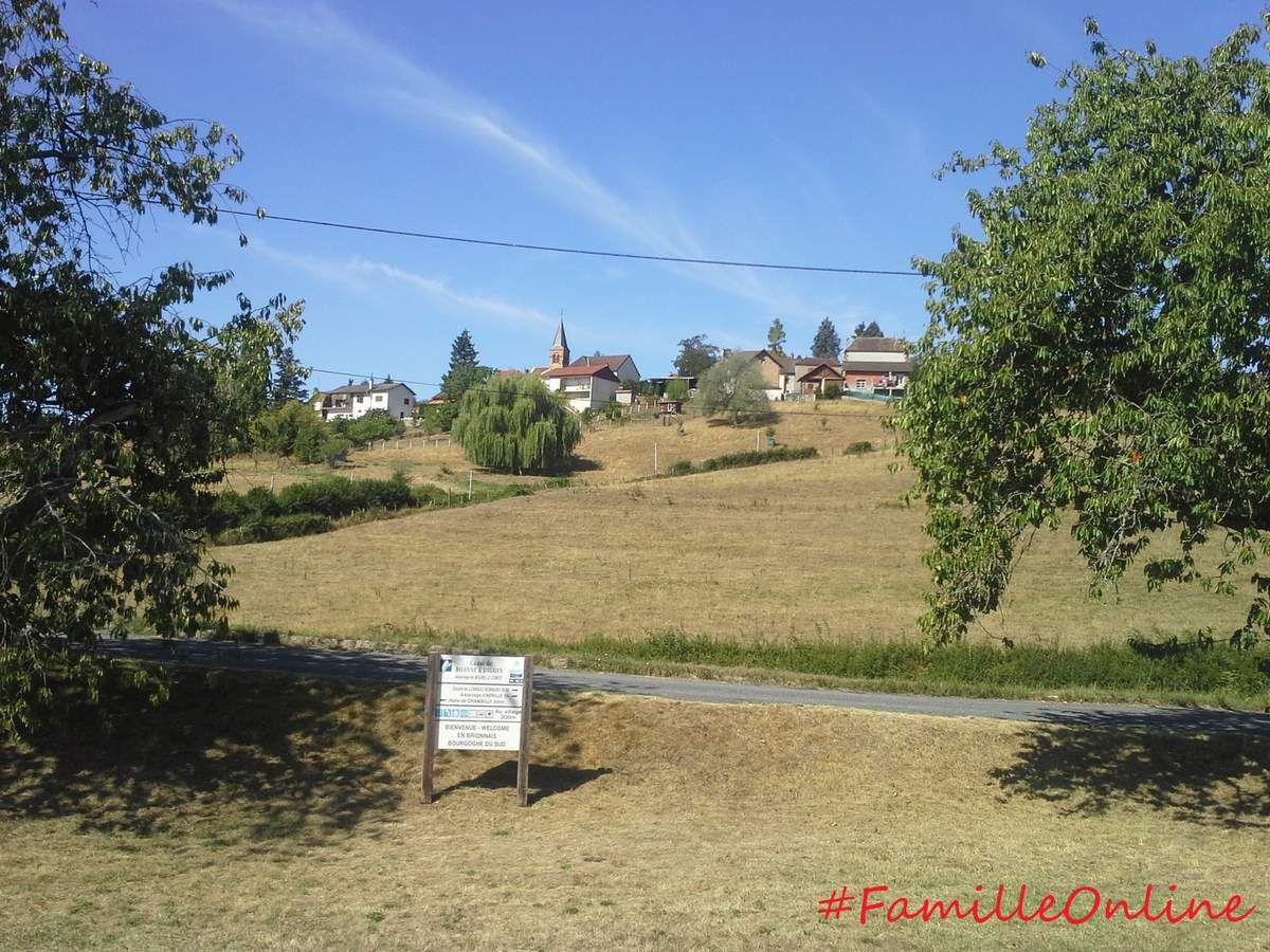 Au-revoir le joli village de Bourg-le-Comte !