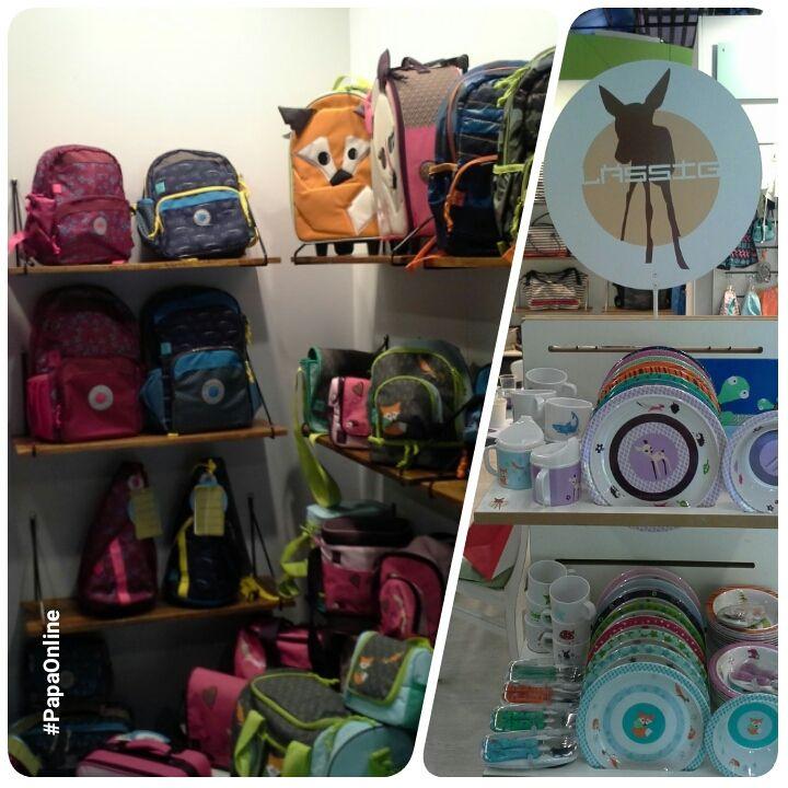 Chez LÄSSIG, des bagages, sacs, etc. pour les enfants à adopter d'urgence et une gamme de vaisselles pour petits gourmands !