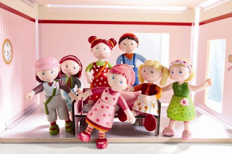 [Test] Papa Online ! a testé pour vous... les figurines Little Friends de Haba