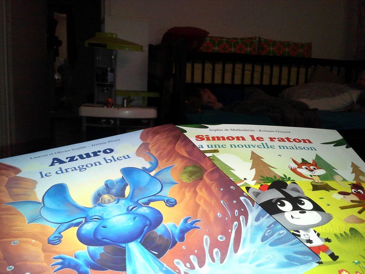 [Papathèque] Lecture : #JeLisAvecSimon, avec passion... et avec France Loisirs !