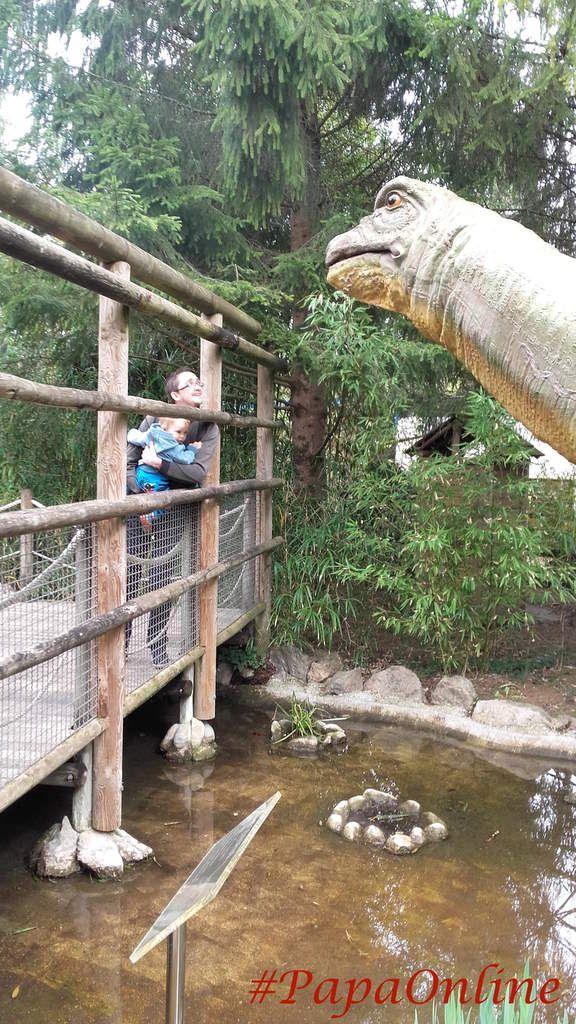 Dinosaures Aventure, c'était le dada... de Louison. Une superbe aventure à la rencontre de ces animaux disparus... bien que ! Une chose est sûre, ces rencontres atypiques ont conquis le #PublicOnline ! ;-)