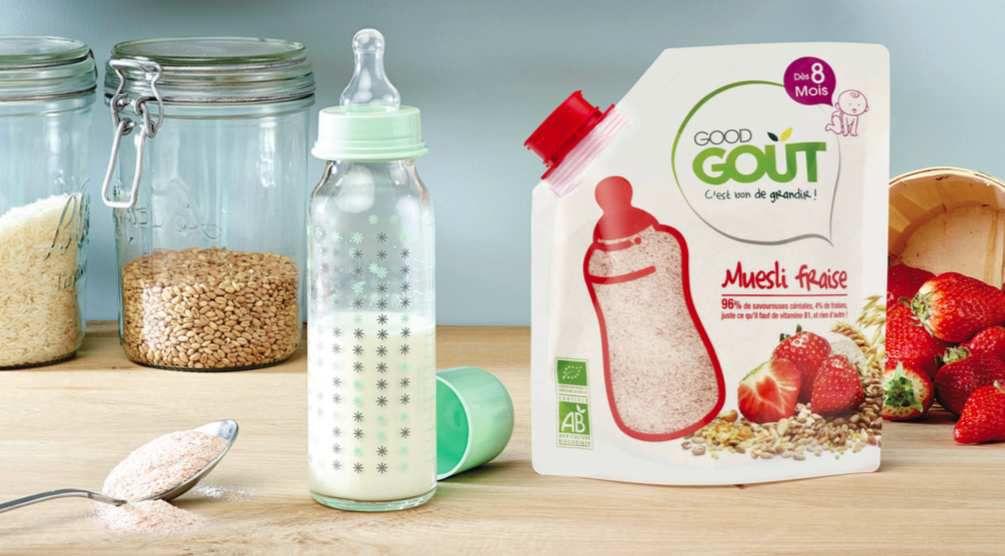 [Nouveauté] Good Goût : vive les céréales pour nos enfants !