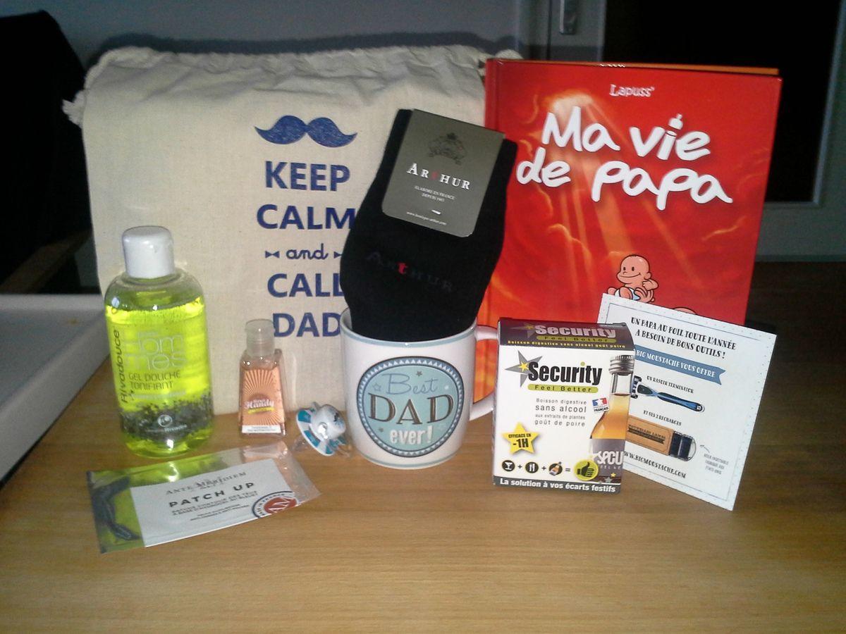[Test] Papa Online ! a testé pour vous... la box &quot&#x3B;Daddy Cool&quot&#x3B; de Tiniloo